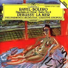 SINOPOLI/POL/SMITH - RAVEL: BOLERO/DEBUSSY: LA MER  CD NEU RAVEL,MAURICE