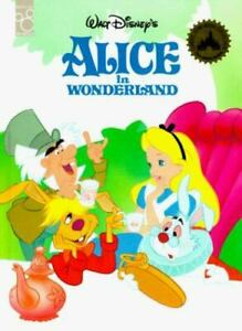 NEW 1994  Alice in Wonderland Walt Disney Productions Mouse Works Classic NM
