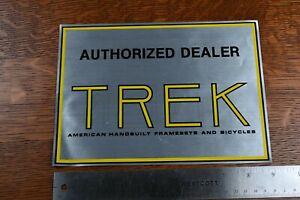 TREK Authorized Dealer Sticker