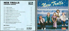 CD NEW TROLLS CONCERTO GROSSO 1996 REPLAY