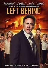 Left Behind (DVD, 2014) Nicolas Cage Jordin Sparks Chad Michael Murray