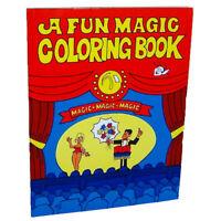 MEDIUM Magic Trick Colouring (Coloring) Book Classic Kids Magic EASTENDERS **UK