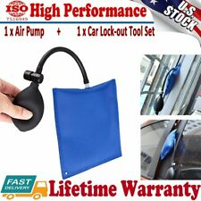 Useful Car Air Pump Wedge Inflatable Bag Shim Car Door Lock-out Opener Hand Tool