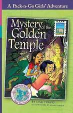 Mystery of the Golden Temple: Thailand 1 (Pack-n-Go Girls Adventures) (Volume 8)