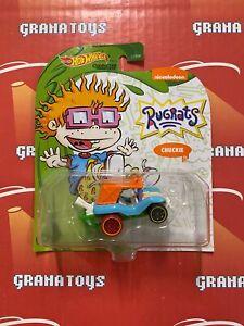 Chuckie Rugrats Hot Wheels 2021 Animation Character Cars Mix P