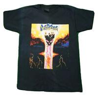 96' DESTRUCTION Infernal Overkill Metal Band  t-shirt Size M