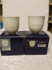 Lladro 17657 Sailing The Seas Lladro 17658 Dolphins At Play Candle Holders/Boxed