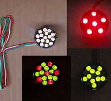 RED - GREEN LED cluster module color organ design electronic project part light