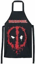 Deadpool - Face Splatter - Official Mens Apron