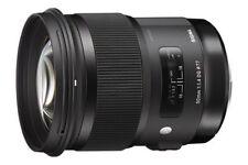 Objectifs fixes Sigma pour appareil photo et caméscope