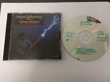 Bayou Lightning 1979 ALCD 4714 ORIGINAL RECORDING CD by Lonnie Brooks