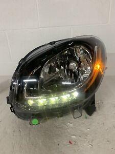 OEM 2016 2017 2018 Smart Fortwo Halogen Headlight (Left/Driver) 16 17 18