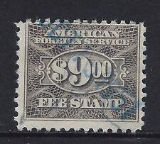 Bigjake: RK38, $9.00 Gray, Perf. 11