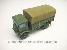 wargames vehicles.  WW2 British Austin K5 truck. 1/56 28mm QUICKIT (833)