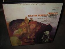 STASEVICH / PROKOFIEV ivan the terrible ( classical ) 2lp box melodiya