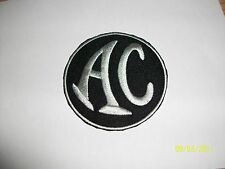 AC EMBROIDERED CLOTH BADGE