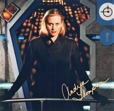 OFFICIAL WEBSITE Andrea Thompson BABYLON 5 8x10 Gloss Photo AUTOGRAPHED