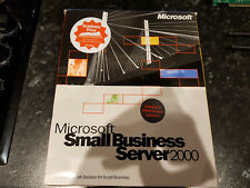 Microsoft Windows Small Business Server 2000 & Frontpage 2000 & Outlook 2000 SBS
