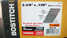"""Stanley Bostitch Framing Nailers 2-3/8"""" x .120"""""""