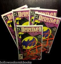 DETECTIVE COMICS #608 1ST Appearance ANARKY Batman DC Comics 1989 VF