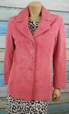 DANIER Pink XS Genuine Leather Womens Jacket New Without Tags