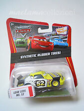 CARS Disney pixar synt. rubber variante LEAK LESS leakless errore 1/55 mattel