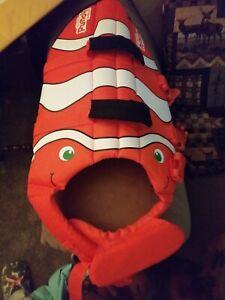 Nemo outward hound life jacket Medium Doggie Preserve Safety Harness Lake 30-55