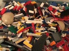 Genuine LEGO GIALLO Bundle 1kg MIXED BRICKS Pezzi Ingrosso Joblot Starter Set