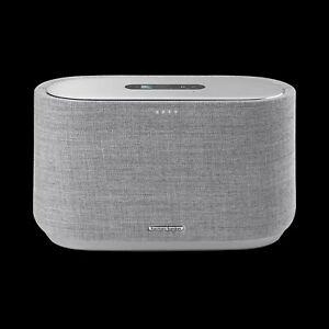 ShipNow Harman Kardon Citation 300 Bluetooth Smart Wireless Speaker White Gray