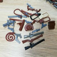 LEGO Western and Cowboy Accessories for Minifigures X30 Per order
