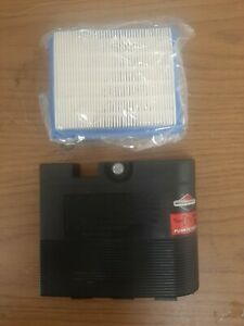 Briggs & Stratton Air Cleaner Cover & Filter 692298/281288/281340/280937/281069.