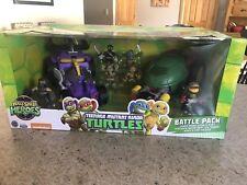 Teenage Mutant Ninja Turtles Half Shell Battle Pack