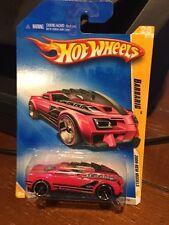 2009 Hot Wheels New Models Barbaric #28 Pink