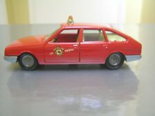 Pilen M529 Talbot 150 Fire Chief car made in Spain 1/43 scale Mint condition