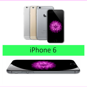 Apple iPhone 6 16GB Unlocked/ Verizon/ AT&T/ T-Mobile/ Tracfone/ Bildmobil 4G