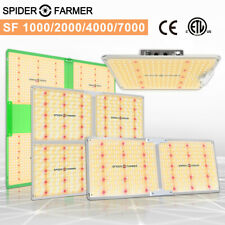More details for spider farmer 1000w 2000w 4000w 7000w led grow light full spectrum all stages