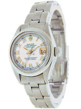 Rolex Datejust Vintage Ladies' Stainless Steel White MOP Face 26mm
