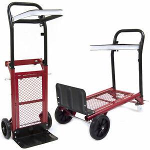Sack Truck Trolley Heavy Duty Multi Purpose Industrial Folding Hand Cart