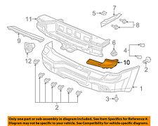 Rear Bumper-Step Pad Protector Scratch Guard Cover Left 12335817