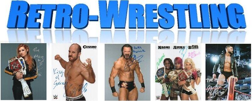Retro-Wrestling