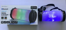 SoundLogic XT Light Up Bluetooth Wireless LED Speaker