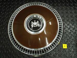 1 NOS Wheel Cover 1973 1974 Mercury Marquis Brougham/Colony Park 73 74 Hub Cap Z