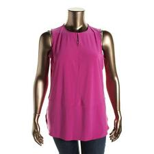 Polyester Plus Size Career Blouses for Women