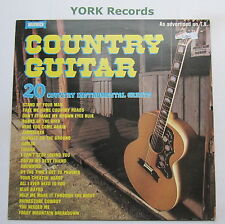 COUNTRY GUITAR - 20 Instrumental Greats - Ex Con LP Record Warwick WW 5070