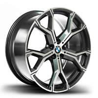 1x BMW Felge X5 G05 Vorderachse Alufelge Styling M741 8071998