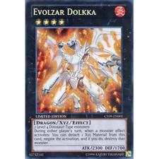 Evolzar Dolkka - CT09-EN001 - Secret Rare - Limited Edition