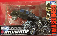 Transformers TAKARA Film annivesary mb-05 Ironhide NUOVO