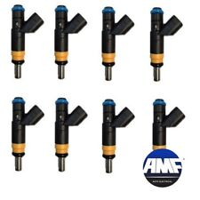 Set of 8 OEM Mopar Injectors For Chrysler Dodge Jeep FJ732 - 05037479AA
