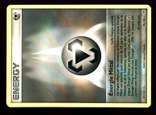 POKEMON EMERAUDE RARE N°  88/106 ENERGIE METAL