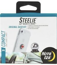 Nite Ize Original Steelie Dash Mount Kit - Magnetic Car Dash Mount for Smartphon